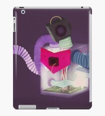 Not Completed iPad Case/Skin