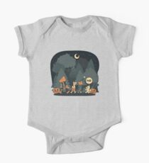 Halloween Forest Kids Clothes