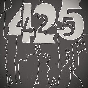 42.5 Monochrome by TonyBroadbent