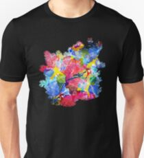 Inspired by Birds - Eastern Rosella T-Shirt