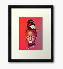 Amor Framed Print