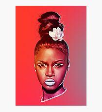 Amor Photographic Print