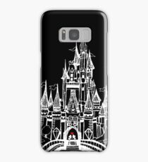 Mouse in Love at Midnight Samsung Galaxy Case/Skin
