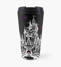 Mouse in Love at Midnight Travel Mug