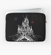 Mouse in Love at Midnight Laptop Sleeve