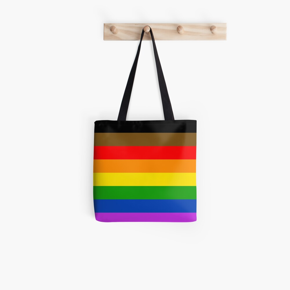 Philly-Stolz-Flagge Stofftasche