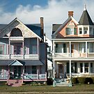 Gingerbread Houses © by Mary Campbell