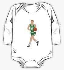 Body de manga larga para bebé Larry Bird