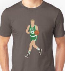Camiseta unisex Larry Bird