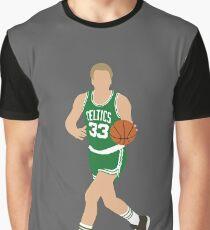 Camiseta gráfica Larry Bird