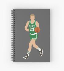 Larry Bird Spiral Notebook