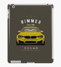 Bimmer Squad iPad Case/Skin
