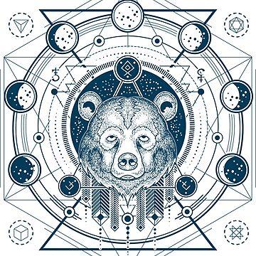 Mystical Bear by Gamerama