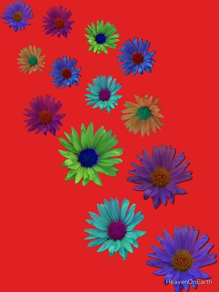 Flowers T by HeavenOnEarth