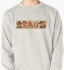 Coen Brothers Characters Pullover