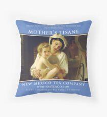 Mother's Tisane Throw Pillow