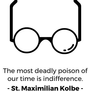 St Maximilian Kolbe Unisex T Shirt By Jsmilie Redbubble