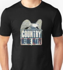Country Before Party T-Shirt