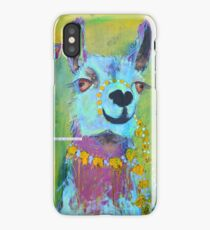 Llama for Hannah iPhone Case/Skin