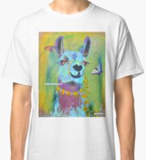 Llama for Hannah Classic T-Shirt