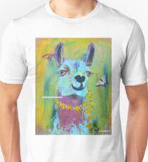 Llama for Hannah Unisex T-Shirt