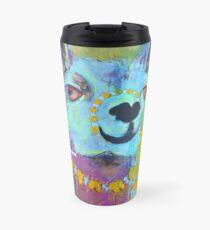 Llama for Hannah Travel Mug