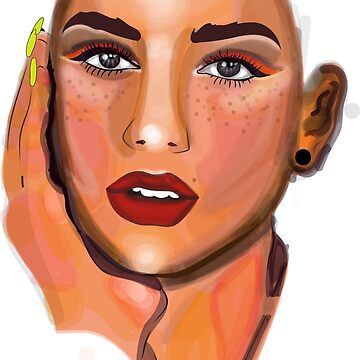Bald Beauty by httpartless