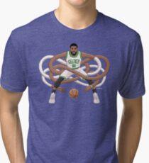 Gnarly Kyrie Celtics Tri-blend T-Shirt