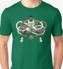 Gnarly Kyrie Celtics Unisex T-Shirt