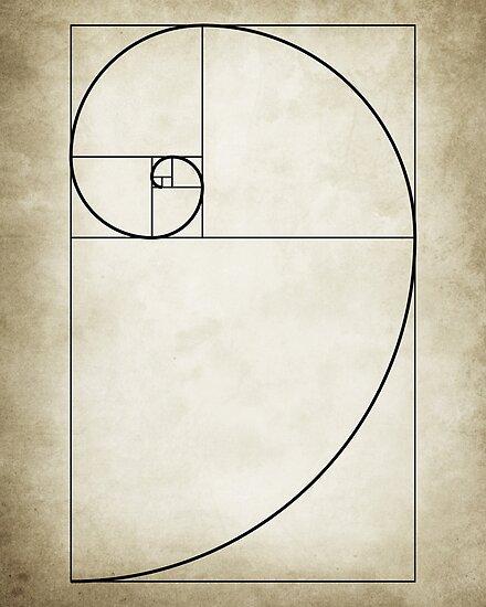Mathematical Golden Ratio by Igor Drondin