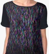 Brian - water color texture Women's Chiffon Top