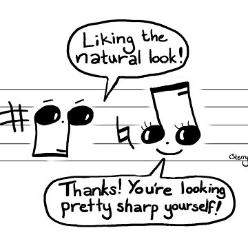 Musical Compliments by HannahSterry