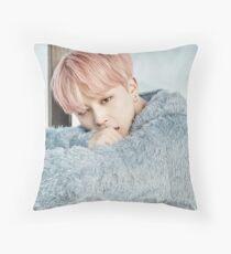 Jimin BTS Throw Pillow
