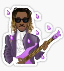 Future Purple Reign Sticker