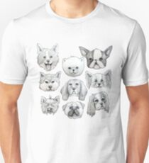 Dog heads T-Shirt