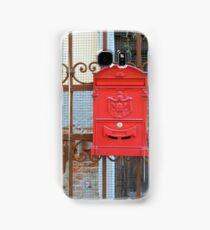 Swedish Post Box Samsung Galaxy Case/Skin