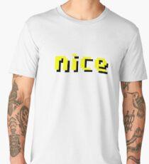 Nice. Men's Premium T-Shirt