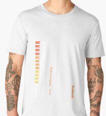 Synthesizer - Roland TR-808 | Retro | Music Producer | Synth | Drum Machine Men's Premium T-Shirt