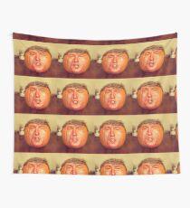 Donald Trump/Pumpkin Wall Tapestry
