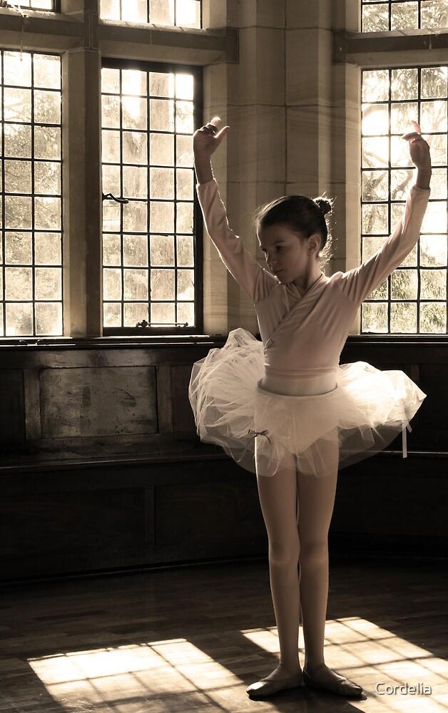 Ballerina by Cordelia