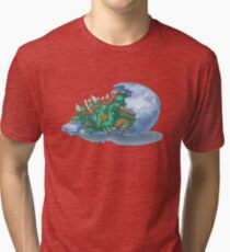 Dragon Hatchling Tri-blend T-Shirt