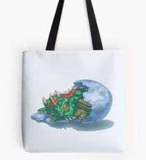 Dragon Hatchling Tote Bag