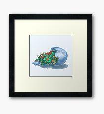 Dragon Hatchling Framed Print