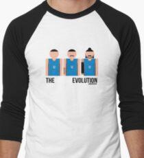The Steven Adams' Evolution Baseball ¾ Sleeve T-Shirt