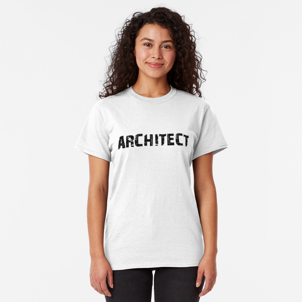 Architect - Scratchy Classic T-Shirt
