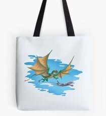 If Dogs Chase Cars... Tote Bag