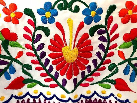 Lamina Fotografica Flores Mexicanas De Tinasalazar Redbubble
