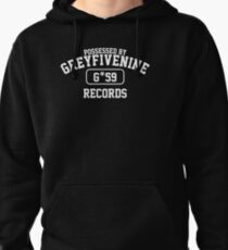 POSSESSED BY G * 59 RECORDS Pullover Hoodie