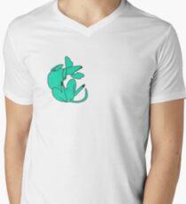 Dreamy Boy Men's V-Neck T-Shirt