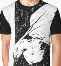 Great Egret Graphic T-Shirt